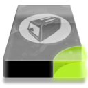 128x128px size png icon of Drive 3 sg toaster
