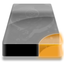 128x128px size png icon of Drive 3 uo clean
