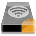 128x128px size png icon of Drive 3 uo network wlan