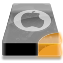 128x128px size png icon of Drive 3 uo system apple