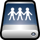 128x128px size png icon of Device External Drive Sharepoint