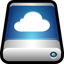 128x128px size png icon of Device External Drive iDisk