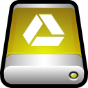 128x128px size png icon of Device Google Drive
