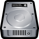 128x128px size png icon of Device Hard Drive Win