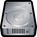 128x128px size png icon of Device Hard Drive