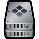 128x128px size png icon of Mac Boot Camp Assistant