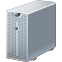 128x128px size png icon of Server