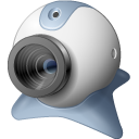 128x128px size png icon of Web camera