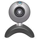 128x128px size png icon of Webcam