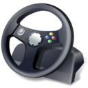 128x128px size png icon of Gamepad