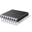128x128px size png icon of Hardware Chip