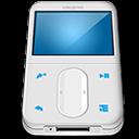 128x128px size png icon of Creative Zen White