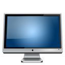 128x128px size png icon of Cinema Display alt