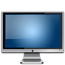 128x128px size png icon of Cinema Display