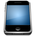 128x128px size png icon of IPhone alt