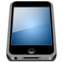 128x128px size png icon of IPod Touch alt