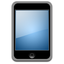 128x128px size png icon of IPod Touch