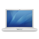 128x128px size png icon of ibook g4 12