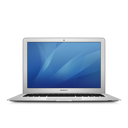 128x128px size png icon of macbookair