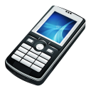 128x128px size png icon of Mobile