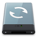 128x128px size png icon of Graphite Sync W