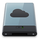 128x128px size png icon of Graphite iDisk B