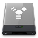 grey firewire w Icon
