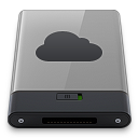 grey idisk b Icon