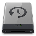 grey time machine b Icon