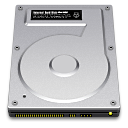 128x128px size png icon of Internal Drive 160GB