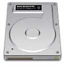128x128px size png icon of Internal Drive 180GB