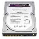 128x128px size png icon of Internal Drive 500GB