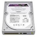 128x128px size png icon of Internal Drive 640GB
