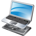 128x128px size png icon of Laptop cooler