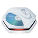 128x128px size png icon of BDRom