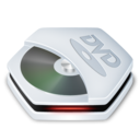 128x128px size png icon of DVDRom