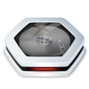128x128px size png icon of HardDrive v2