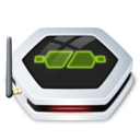 128x128px size png icon of NetworkDrive Online