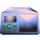 server metallic Icon
