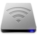 128x128px size png icon of AirPort Disc Drive