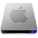 128x128px size png icon of Apple Drive