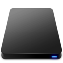 External Black Icon