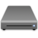 cd drive empty Icon