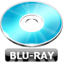 128x128px size png icon of Blu ray