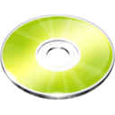128x128px size png icon of Disc