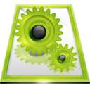 128x128px size png icon of Files Developer File
