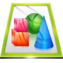 128x128px size png icon of Files Picture File