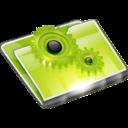128x128px size png icon of Folders Developer Folder