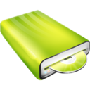 128x128px size png icon of Hardware CD Drive