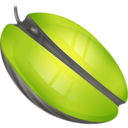 128x128px size png icon of Hardware Mouse